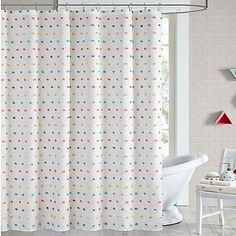 JLA Coty Shower Curtain