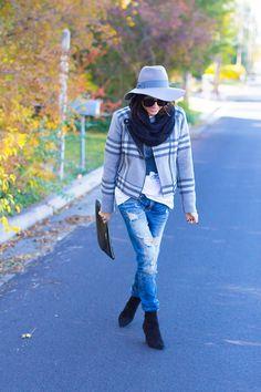 Hello Fashion: Plaid as Day