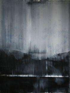 Koen Lybaert, abstract 643 - 2013 oil on canvas