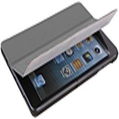 V7 Ultra Slim TA55-8-BLK-14N Carrying Case (Folio) for iPad mini - Gray - Dust Resistant Interior, Scratch Resistant, Fingerprint Resistant, Impact Resistance Interior, Slip Resistant, Drop Resista
