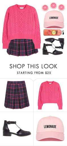 """""""Pink lemonade"""" by aby-ocampo ❤ liked on Polyvore featuring Étoile Isabel Marant and ASOS"""