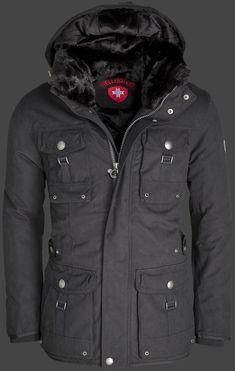 Leuchtfeuer, HDDAirTec, Black - Wellensteyn Magyarország Canada Goose Jackets, Rain Jacket, Windbreaker, Winter Jackets, Mens Fashion, Outfits, Black, Mandarin Collar, Winter Coats