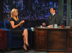 """Katie Lee Gifford Visits """"Late Night With Jimmy Fallon"""""""