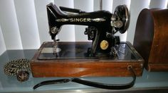 1948 Vintage Singer Sewing Machine 99K