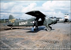 https://flic.kr/p/6894a9 | US Army de Havilland L-20A-DH Beaver 54-1710 by Frank O'Rear acd008 | US Army de Havilland L-20A-DH Beaver 54-1710 c/n 856. Location/date unknown but there is a DHC-3 Otter in the background.   Images from the collection of my father Frank O'Rear taken while in the USAF on TDY to U Tapao RTAB, Thailand. Any information on location of this image is greatly appreciated, captions and keywords will be amended as warranted. copyright © Frank O'Rear all rights reserved