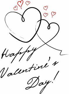#HappyValentine'sDay #Love #FelizSanValentín #SanValentín #14defeb #amor Calligraphy, Love, Day, Happy, Lettering, Amor, El Amor, Calligraphy Art, Hand Lettering