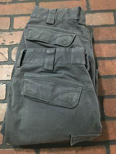 ca2a2970 (Sponsored)eBay - 5.11 Tactical Series Men's Gray Tactical Pants Size 32 x  30