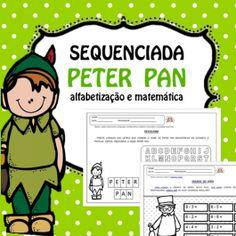 Código 481 Sequenciada Peter Pan