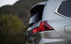 Lexus Announces 2016 LX 570 with All New Exterior & Interior Design | Lexus Enthusiast