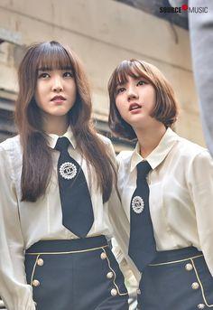 GFRIEND - Yuju & Eunha