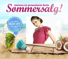 Sommer Salg 2014 Nye, Summer Recipes