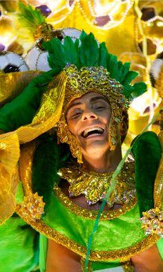 Le più belle feste di #Carnevale in giro per il mondo | Rio de Janeiro, Brasile