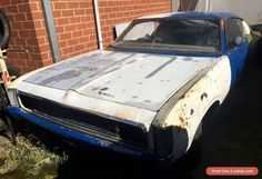 1974 Valiant Charger VJ coupe ( project car / resto ) #valiant #charger #forsale #australia
