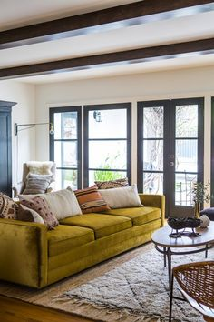 Interiors i love // Modern Southern California Home