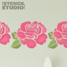 Google Image Result for http://i.ebayimg.com/t/Stencils-Home-Decor-Rose-Flower-Stencil-reusable-wall-stencil-choose-size-/00/s/MzAwWDMwMA%3D%3D/%24(KGrHqF,!h0E5dMLduQ1BOge3ndgJQ~~60_35.JPG