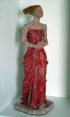 Terracotta smaltata titolo Merilin