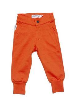 Gugguu - Tigi baggy, orange   pikkuOtus -Lastenvaatteet
