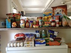This Mama says......: My MONTHLY Meal Plan