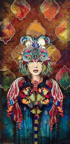 ARTISTS CROSSING PATHS™ Andrea Matus deMeng — Sandra Evertson