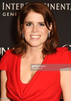 Princess Eugenie of York attends the UNAIDS Gala during Art Basel 2016 at Design Miami/ Basel on June 13, 2016 in Basel, Switzerland.