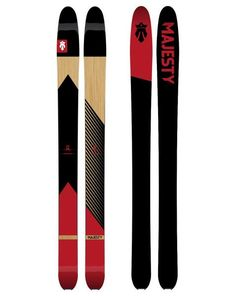 759443b8 Majesty Skis - Destroyer are high-tech skis designed for modern freeride  and freetouring Camber
