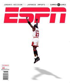 capa original com Michael Jordan (29jun1998)