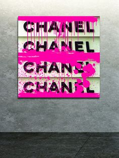 <3 pink & <3 Chanel