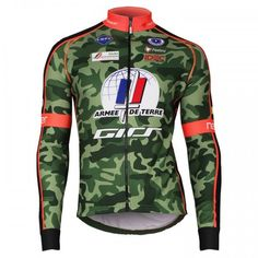 2019 ARMÉE DE TERRE Thermal Jacket V1538G5974 Cycling Gear, Cycling Outfit, Thermal Jacket, Winter Season, Motorcycle Jacket, Sleeves, Jackets, Delivery, Fashion