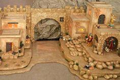 Portal, Ideas Hogar, Desert Homes, Tabletop Rpg, New Set, Home Brewing, Ideas Para, Diy Ideas, Nativity