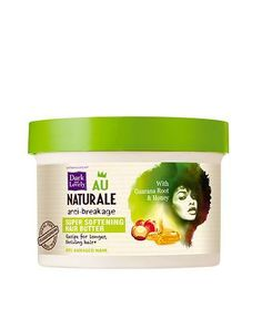 Dark and Lovely Au Naturale Anti-Breakage Super Softening Hair Butter For Natural Black Hair And Transitioning Hair