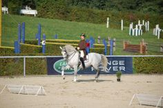 During the Summer Gala The Spanish Riding School's legendary performance moves outside