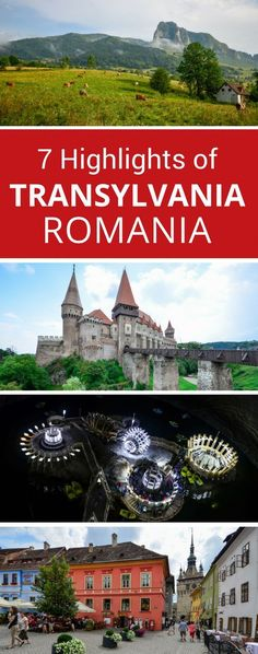 Adi takes us to Romania's legendary Transylvania and shares 7 slow travel highlights from the region. Top 7 highlights of Transylvania II Top 7 bezienswaardigheden van Transylvania. Slow Travel, Us Travel, Places To Travel, Family Travel, Places To Go, Shopping Travel, Beach Travel, Europe Destinations, Europe Travel Tips