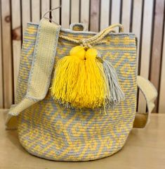 Artisan-made Cross Body Bags – The Riviera Towel Company Crossbody Bag, Tote Bag, Folded Up, Beautiful Bags, All The Colors, Wardrobe Staples, Bucket Bag, Night Out, Hand Weaving