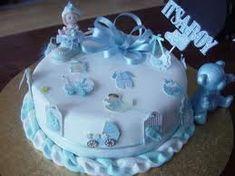 Modele Tort: TORT BOTEZ BAIETEL Baby Shower Cakes For Boys, Baby Shower Parties, Baby Boy Shower, Cupcake Cakes, Cupcakes, Cakes For Men, Baby Gender, Baking Tips, Let Them Eat Cake