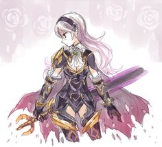 Fire Emblem: If/Fates - Female!Kamui Corrin