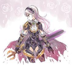 Fire Emblem: If/Fates - Female!Kamui Corrin