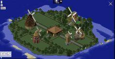 Bauwettbewerb Mühle