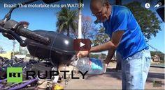 #HeyUnik  Dengan 1 Liter Air, Motor Ini Dapat Menempuh Jarak 500 Km #Video #YangUnikEmangAsyik