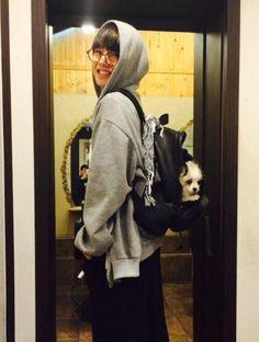 Taehyung selfie