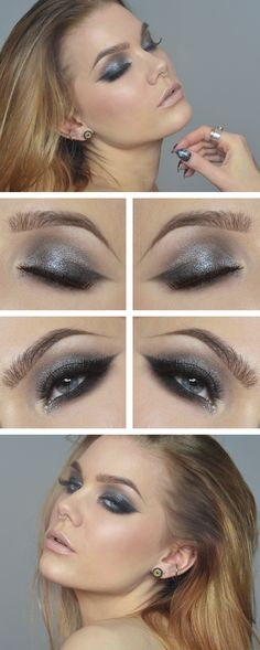 Today's look blaquer, March 8th 2015