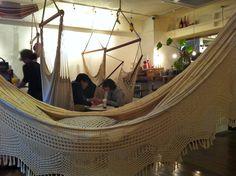 Hammock Cafe, Kichijoji