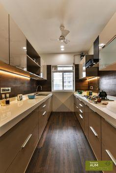 Kitchen Cupboard Designs, Kitchen Room Design, Best Kitchen Designs, Modern Kitchen Design, Interior Design Kitchen, Small Modern Kitchens, Parallel Kitchen Design, Cuisines Design, Design Moderne