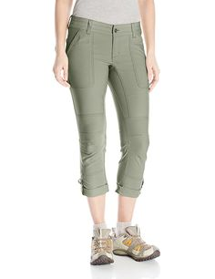 Columbia Women's Pilsner Peak Pants Pulse Articulated Knee Omni-Wick Advanced Evaporation Omni-Shade UPF 50 Sun Protection Comfort Stretch Roll-Up Legs Convert Pant to Capri Athletic Pants, Athletic Women, Best Hiking Pants, Waterproof Breathable Jacket, Camping Outfits, Camping Gear, Pants For Women, Clothes For Women, Outdoor Woman