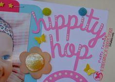 Hippity Hop - Scrapbook.com