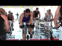 ▶ PART 2     Best FULL hour FREE On-line Spin Class / Cycling Video w/ Cat Kom from Studio SWEAT onDemand -Part 2 - YouTube