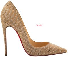 New Christian Louboutin Spring 2014 Styles & Arrivals - ShoeRazzi