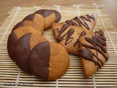 ciasteczka miodowo- imbirowo- cynamonowe