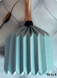 Mon Abat-Jour en Origami