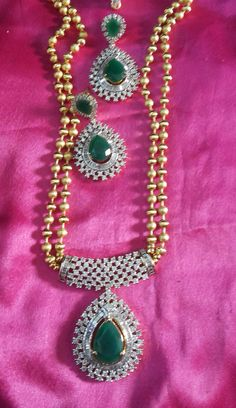 Indian diamond jewellery