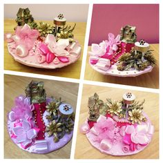 Flaunt your engagement ring Ring Tray/ Ring Platter#POR#https://www.facebook.com/ALai.7979.Wedding.Trays/